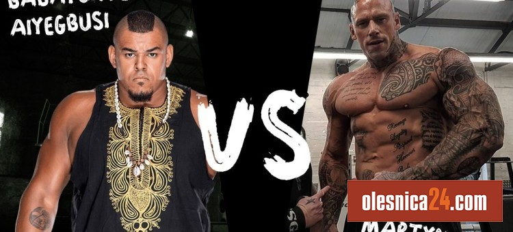 Babatunde Aiyegbusi kontra Martyn Ford (WIDEO)